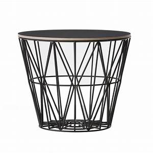 Table Basse Panier : table basse panier mobilier design d coration d 39 int rieur ~ Teatrodelosmanantiales.com Idées de Décoration