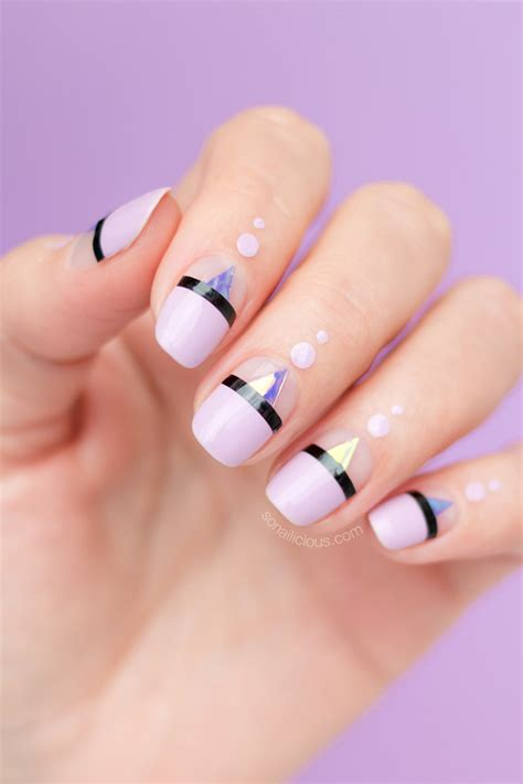 birthday nail designs 4 edgy birthday nail designs you t seen before