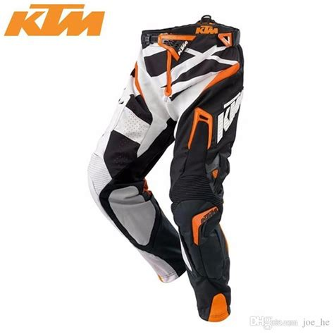 cheap motocross gear australia 2018 brand ktm racetech pants motorcycle pants dirt bike
