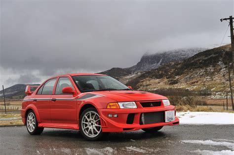 Mitsubishi Evo Review by Mitsubishi Lancer Evolution Vi Review History And Used