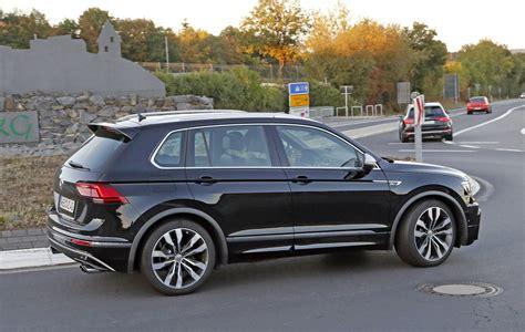 2018 Volkswagen Tiguan R  Picture 692535  Car Review