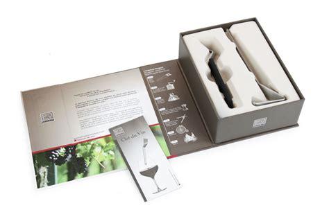 peugeot la clef du vin gift set  piece cutlery