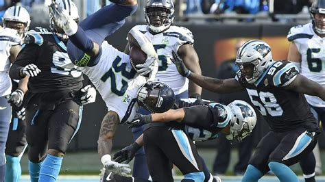 rapid reactions panthers upended  seahawks