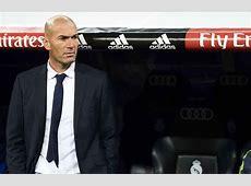 Real Madrid 3 raisons de ne pas virer Zizou Transfert