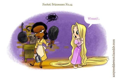 princesses pocket disney princess together
