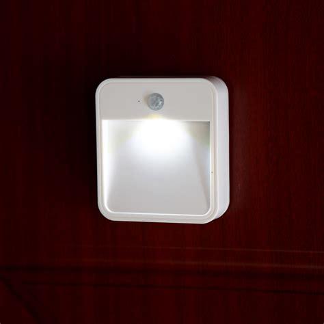 led motion light wireless sensor led light wall