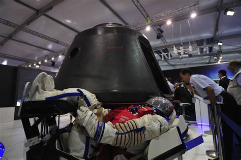 Here's An Early Look At Russia's New Manned Spacecraft ...