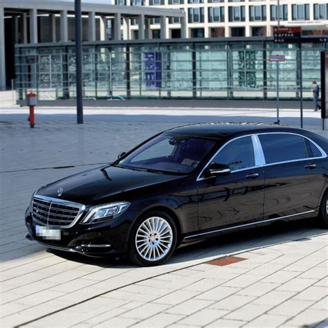 chauffeur berlin mercedes maybach s500 mit chauffeur berlin