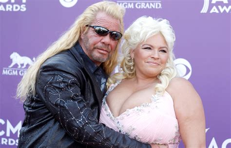 dog the bounty hunter s wife beth chapman to enter