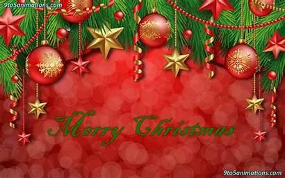 Christmas Merry Wallpapers Desktop Decorations Backgrounds 4k