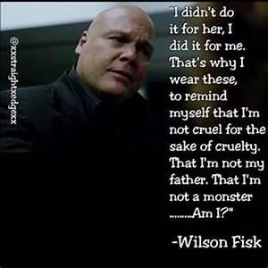 17 Best images ... Wilson Fisk Bible Quotes