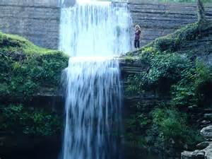 Cave Springs Arkansas Waterfalls
