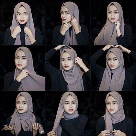 comment mettre porter le hijab islam kursus hijab