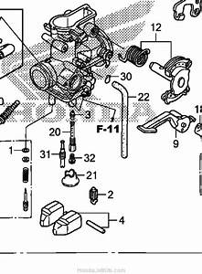 Honda 250ex Engine Diagram Honda 400ex Engine Diagram Wiring Diagram