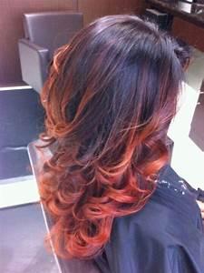 Ombré Hair Cuivré : les 18 meilleures images du tableau cheveux m ch s cuivr s ~ Melissatoandfro.com Idées de Décoration