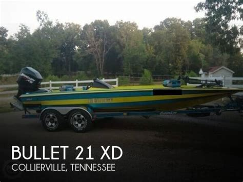 Bullet Bass Boats For Sale In Tennessee by Canceled Bullet 21 Xd Boat In Collierville Tn 090227