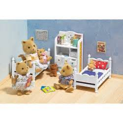 calico critters children s bedroom set smart toys
