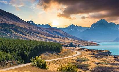 Zealand Country Tourist Independent Visitors