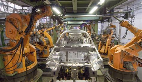 los robots industriales crecen mas rapido de lo previsto