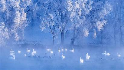 Winter Solstice Bing China Lake Xinjiang Getty