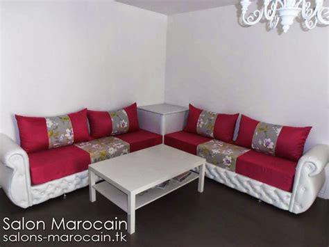 canapé marocain salon marocain moderne marseille