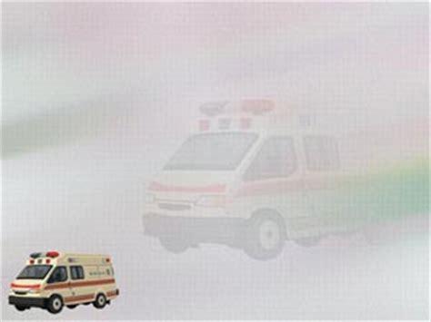 ambulance  medicine powerpoint templates