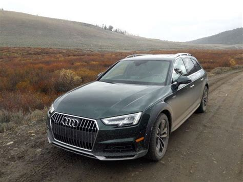 2017 audi a4 allroad the rugged wagon alternative for 2017 a4 allroad review audi s counter to crossovers Fresh