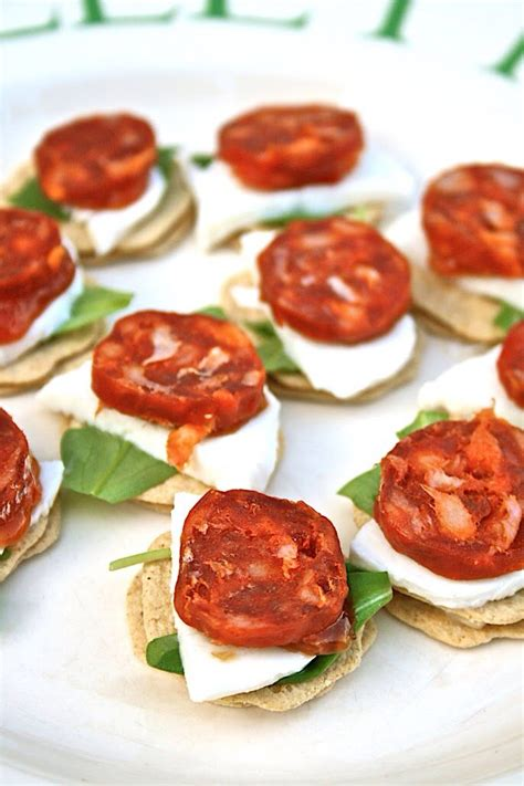 appetizer canape 25 best ideas about cold finger foods on
