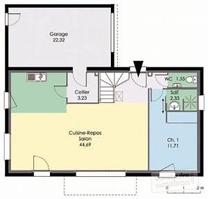 Maison bbc 2 detail du plan de maison bbc 2 faire for Plan maison etage 100m2 2 maison bbc 2 detail du plan de maison bbc 2 faire