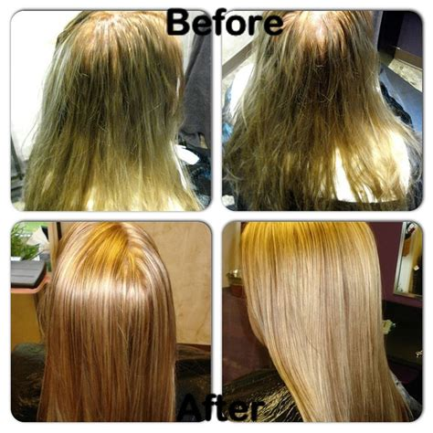 9n hair color kenra color rescue 8aa 30vol roots pulled through 8n