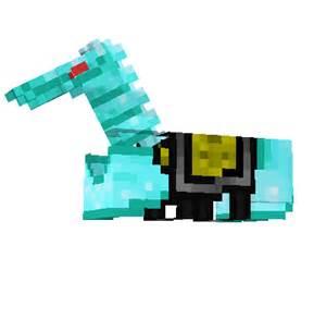 Minecraft Diamond Horse Armor