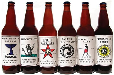 Cisco Brewers Partner With The Craft Brew Alliance ...