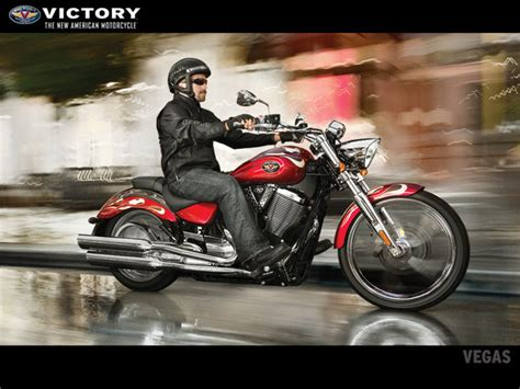2008 Victory Vegas Review