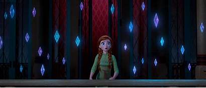 Anna Assume Appearance Looks Frozen Alarmed Truly