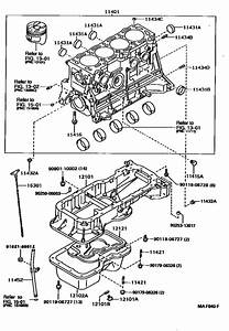 Cylinder Block For 1996
