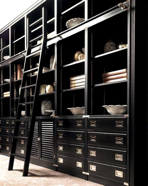 libreria scaletta libreria componibile con scaletta scorrevole balbianello