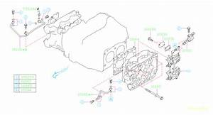 11044aa633 - Gasket-cylinder Head  System  Engine  Cooling