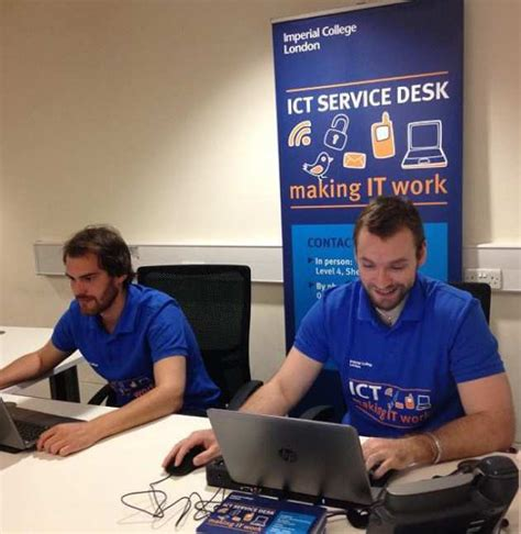 Cuny Help Desk College by Contact The Ict Service Desk Administration And Support