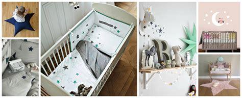 chambre bebe theme etoile chambre deco etoile idées de décoration et de mobilier