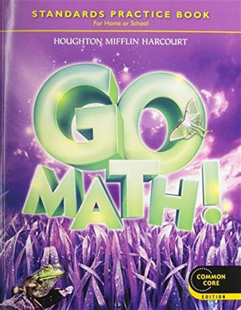 Go Math! Student Practice Book Grade 3  Import It All