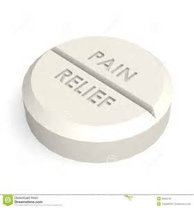 Pain Relief Pills Tablets