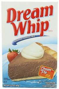 Dream Whip Whipped Topping Mix, 5.2-Ounce Boxes (Pack of 6 ...