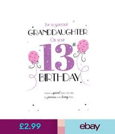 For you, is what we wish. Happy 13th Birthday Granddaughter - You are now a TEENAGER ...