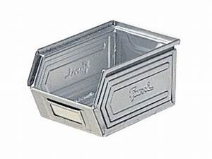 Bac A Bec Metal : bac bec m tallique zingu 3 8 litres contact setam ~ Edinachiropracticcenter.com Idées de Décoration