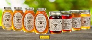 Gallberry Chunk Honey | Geddes Farms