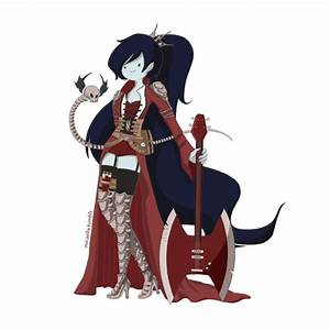 Marceline - Adventure Time With Finn and Jake Photo ...