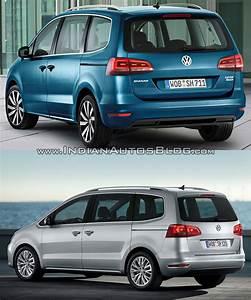 Volkswagen Sharan : 2015 vw sharan vs vw sharan old vs new ~ Gottalentnigeria.com Avis de Voitures