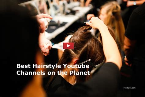 top  hairstyle youtube channels  latest trends