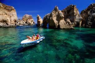 Lagos Algarve Coast Portugal
