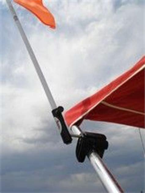 Boat Safety Flag Holder by Water Ski Flag Holder Tower Mount Boating